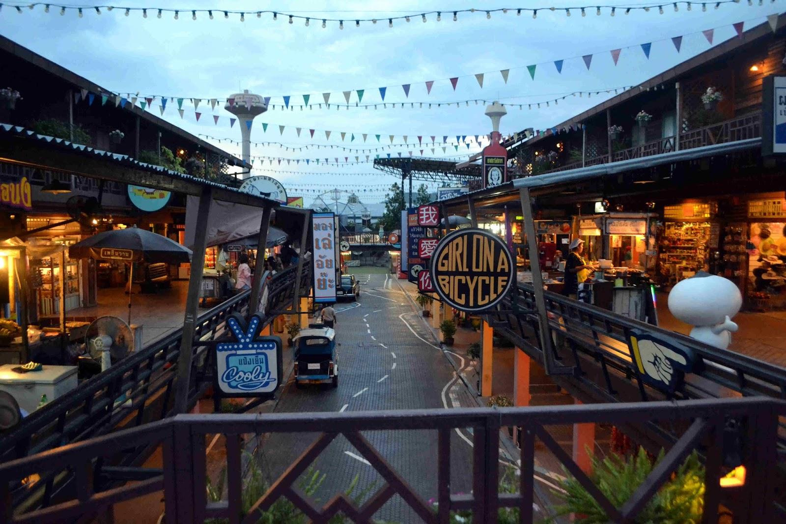 Plearn Wan shopping village