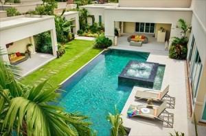 Villa dans l'arrière pays de Pattaya