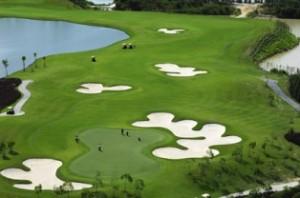Black Mountin Golf Course Hua Hin