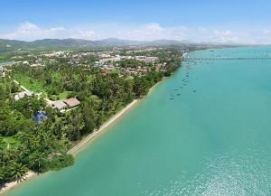 La baie de Chalong