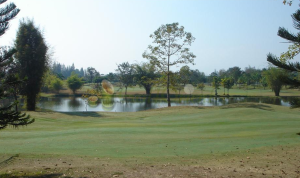 Royal Chiang Mai golf