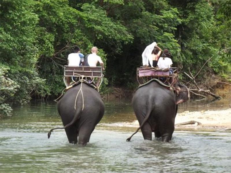 """Koh Chang, littéralement """"l'île éléphant"""""""