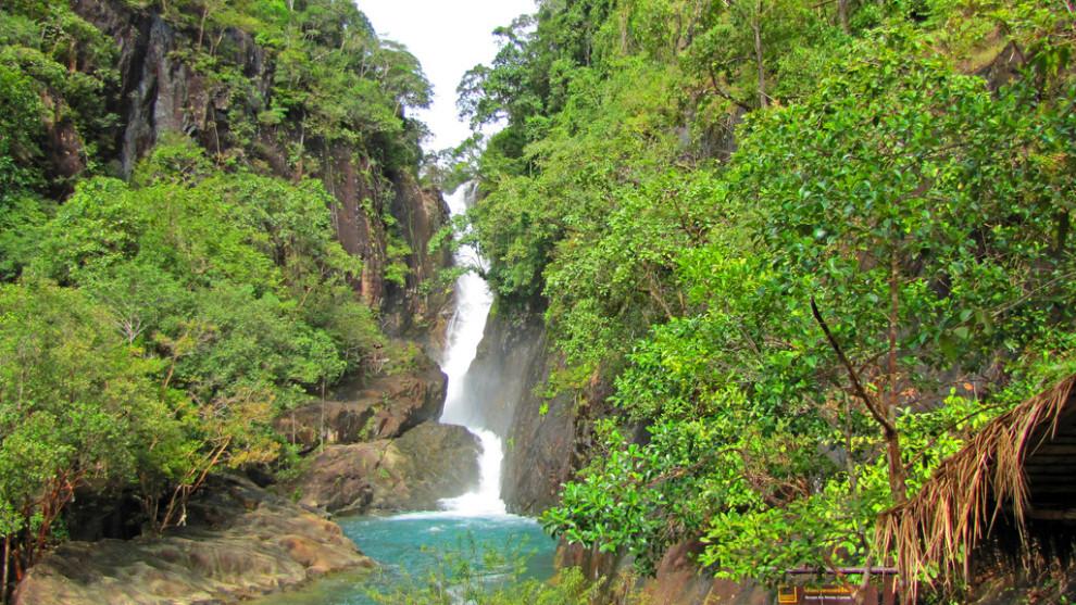 Klong Plu Waterfalls