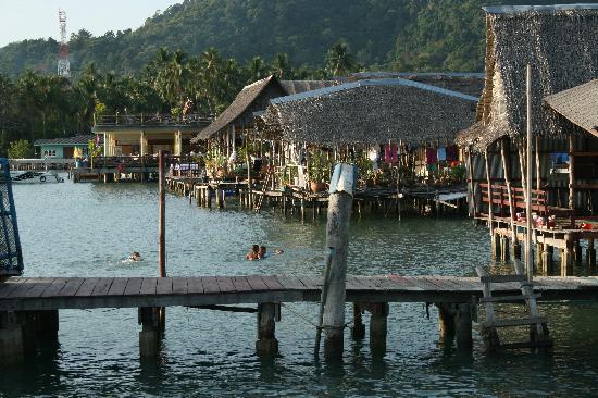 Bang Bao, le village de pêcheurs