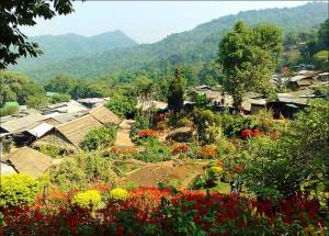 Chiang Mai - Village Doi Pui