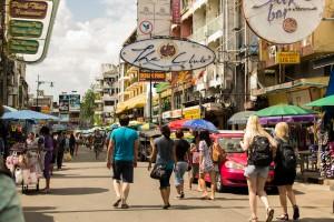 Khao San Road,