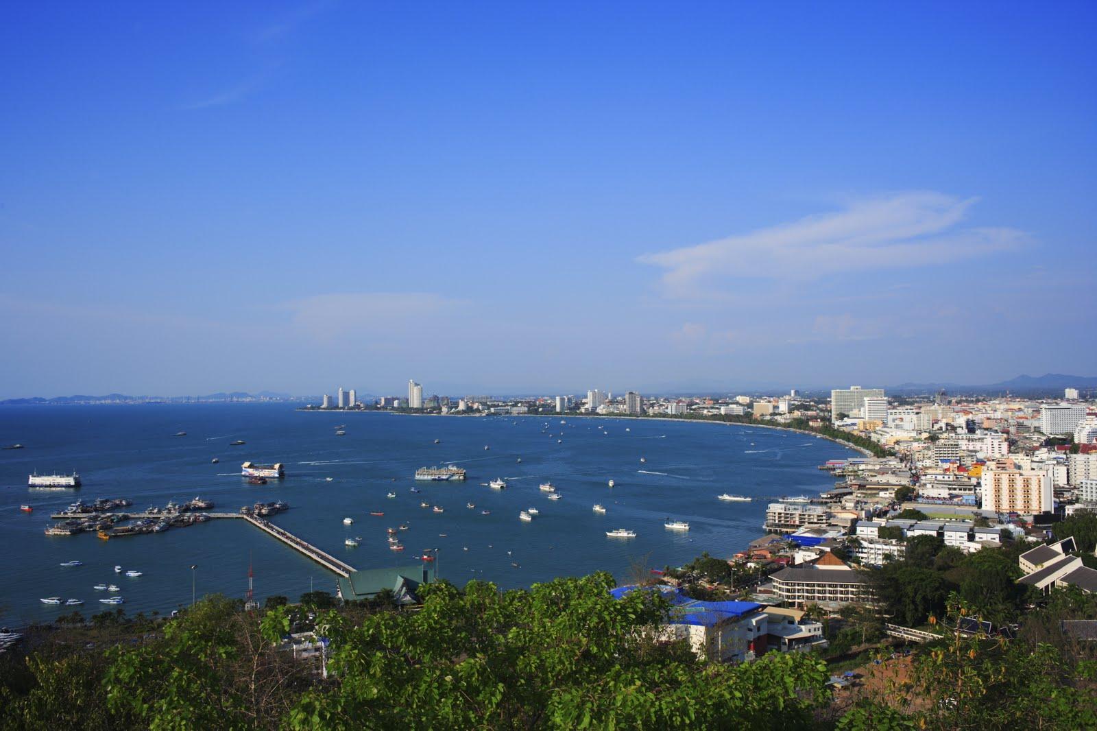 Pattaya-Thailand-Wallpapers