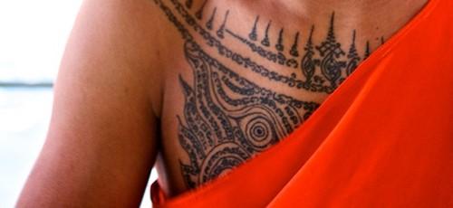 Bangkok Envie De Se Faire Tatouer Vivre En Thailande