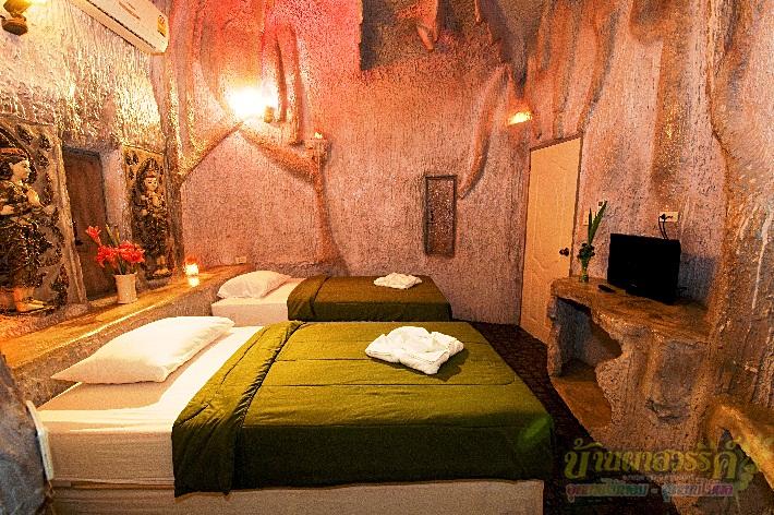"""Chambre """"Grotte des Dragons"""" - Cr : banphasawan"""