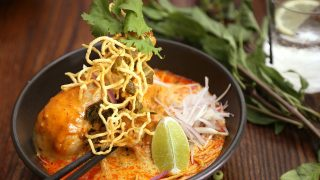 Khao Soi : recette facile