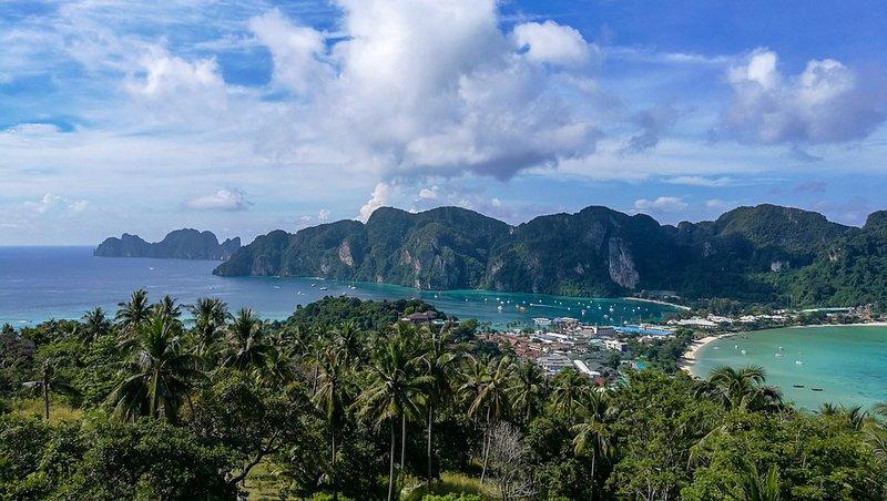 Tourisme, Phuket, Thaïlande