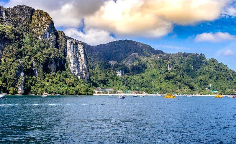 Été, Thaïlande