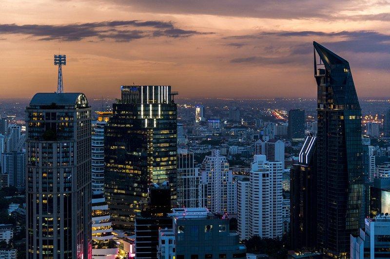 Bangkok, une excellente destination pour s'expatrier en famille en Thaïlande
