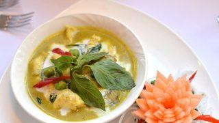 Recette facile de curry vert au poulet (Gaeng Kaew Wan Gai)