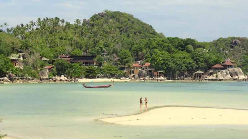Koh Tao, une des îles de la Thaïlande les plus connues