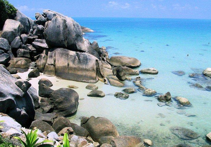 Les plages les plus exclusives de la Thaïlande :Crystal Bay