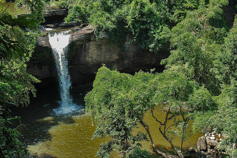 Cascade Chet Sao Noi Waterfalls National Park