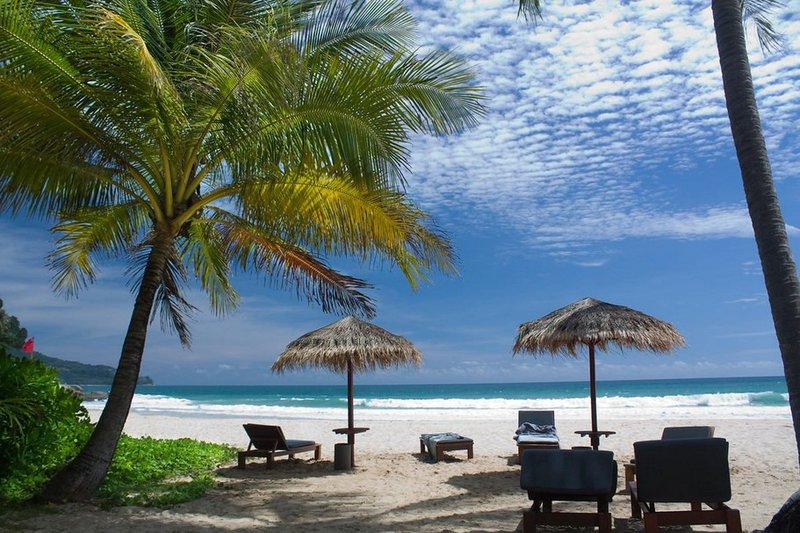 Les plages les plus exclusives de la Thaïlande : Pansea Bay