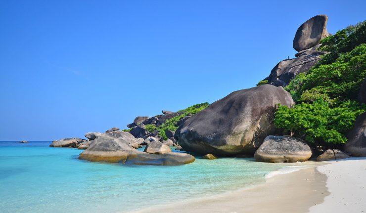 Le parc national des îles Similan rouvrira le 15 octobre