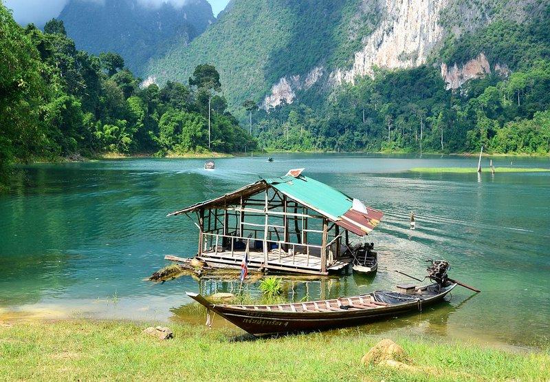 Parc national de Khao Sok, Thaïlande