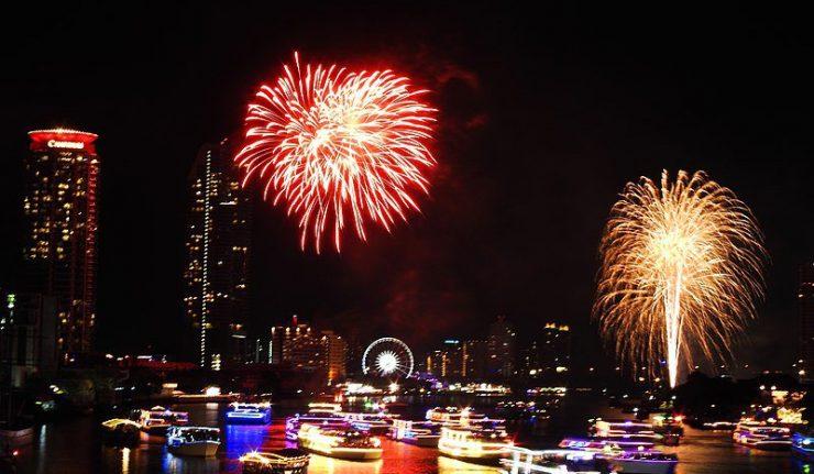 Célébration du Nouvel An en Thaïlande : toutes les provinces sont sûres