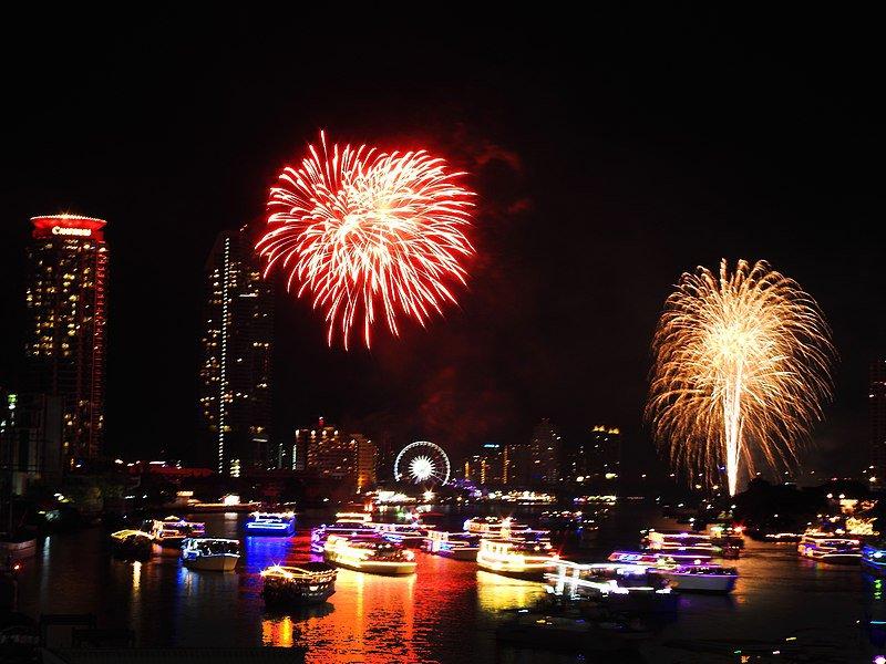 Fin d'année en Thaïlande - Bangkok