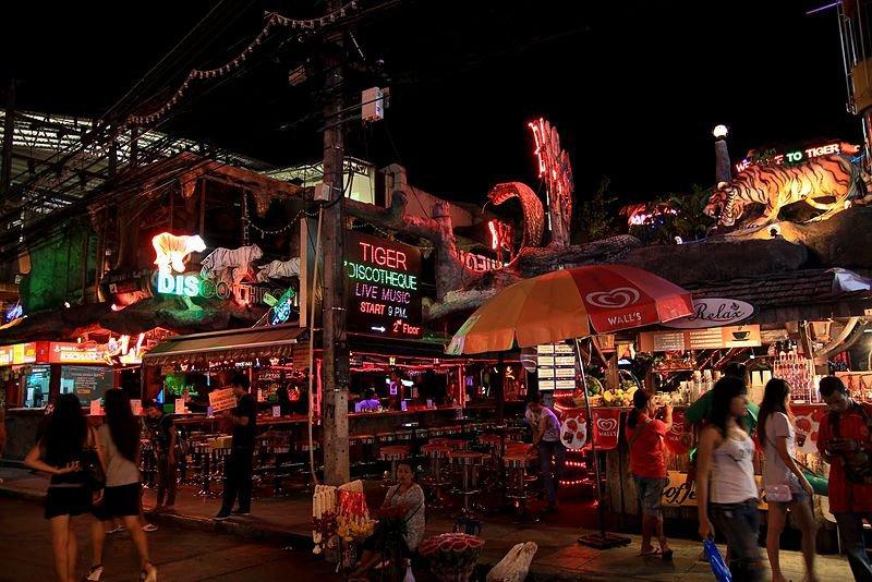 Phuket, fin d'année en Thaïlande