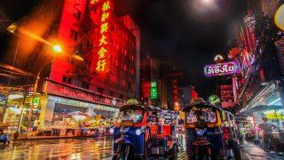 Thaïlande : où passer les fêtes de fin d'année ?