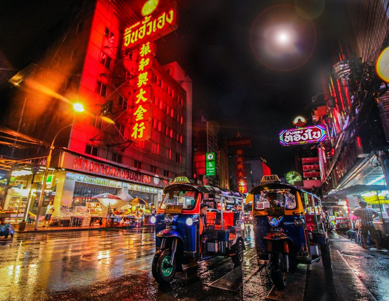 Bangkok - Noël et fin d'année en Thaïlande