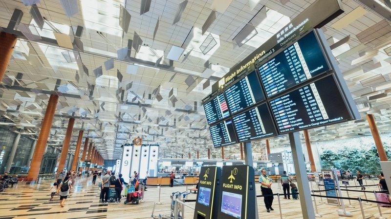 Aéroport Thailande