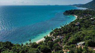 Travaillez à distance depuis Koh Phangan, un paradis des nomades numériques