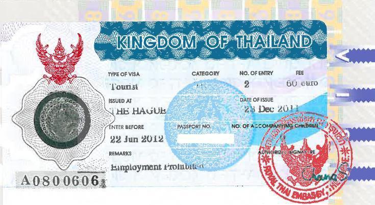 NEWS : les étrangers bloqués en Thaïlande peuvent rester dans le pays jusqu'au 30 mai