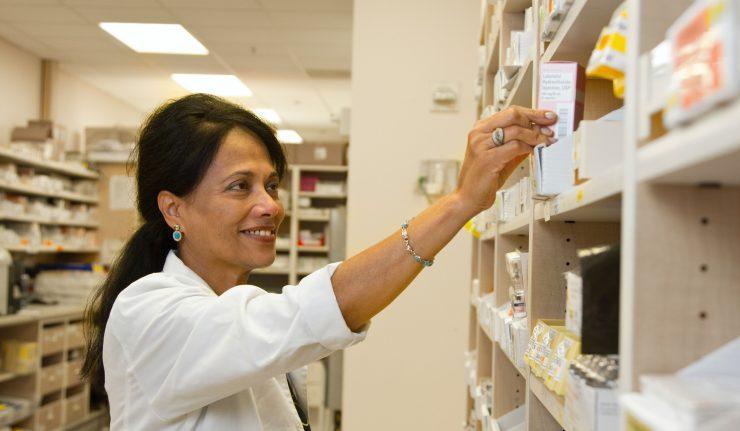 pharmacie en Thaïlande