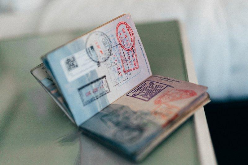 passeport, nomades numériques, Koh Phangan