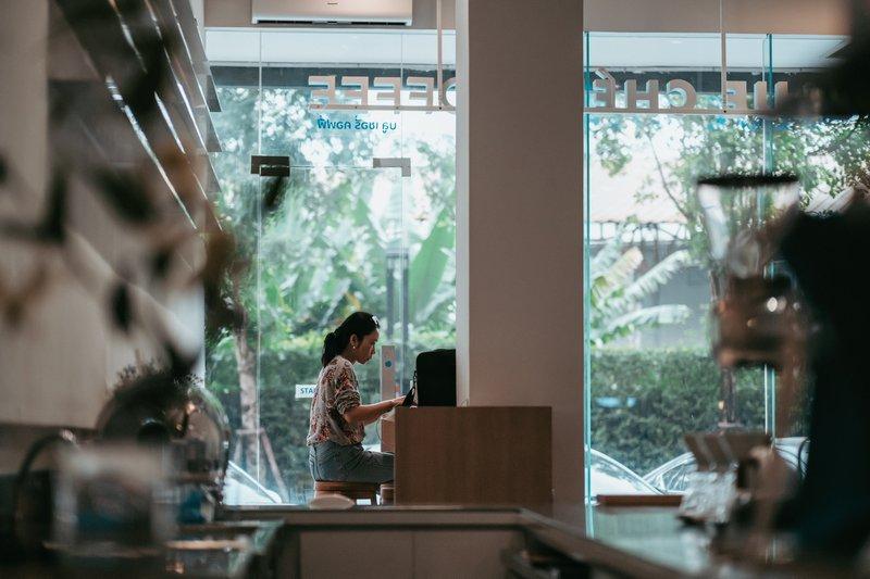 nomades numériques, Koh Phangan