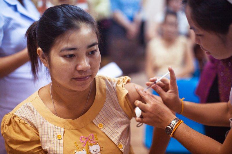 Vaccin contre la COVID-19 en Thaïlande