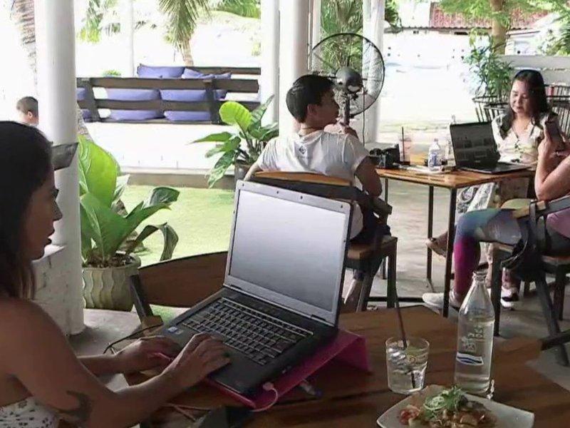 visa pour nomades digitaux