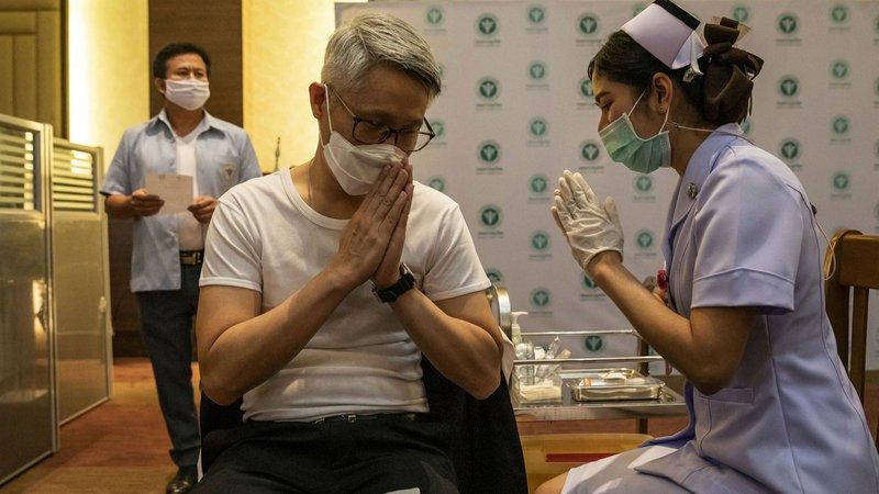 Vaccination contre la Covid-19 : le gouvernement renforce la confiance des citoyens