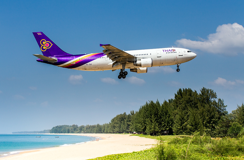 Les conditions d'entrée à Phuket par voie aérienne