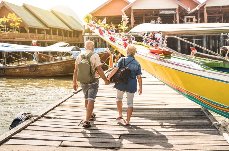 La TAT propose d'attirer un million d'étrangers à venir vivre en Thaïlande : retraités