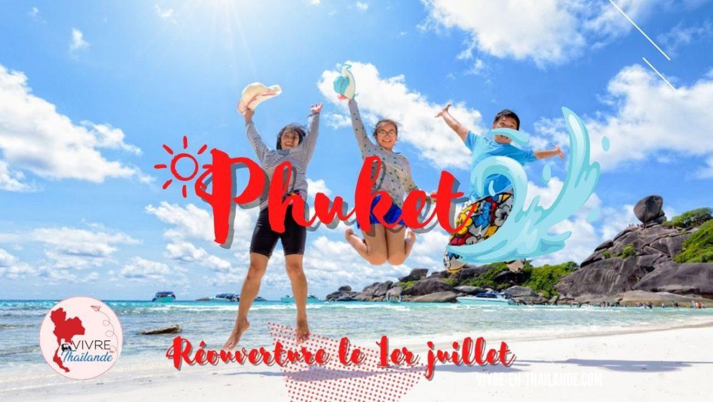 """Réouverture de Phuket : Tout ce que vous devez savoir sur le programme """"bac à sable"""""""