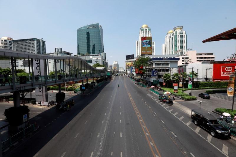 annulation de la réouverture des commerces de Bangkok