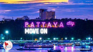 """""""Pattaya Move On"""" rejoindra l'extension Sandbox 7+7 selon le ministre du Tourisme"""