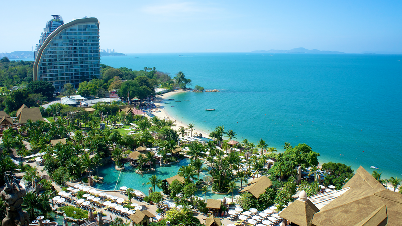 Pattaya Move On