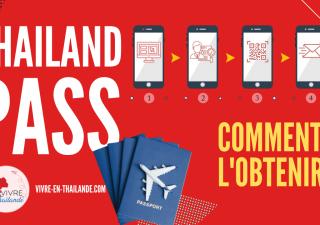 Comment obtenir le Thailand Pass ?